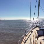 Die Love Song unterwegs auf hoher See